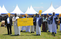 MTN supports Busoga Kingdom with sh600m