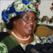 Malawi's Ex-President Banda presents candidacy for May vote