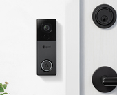 The new August View video doorbell doesn't require existing doorbell wiring