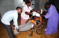 18 dead, over 50 injured in Jinja road accident