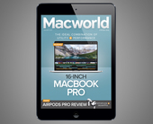 Macworld's January Digital Magazine: Apple's new 16-inch MacBook Pro, reviewed