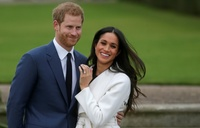 Britain's Prince Harry and Meghan to give up royal titles