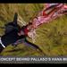 Concept behind Pallaso's Hana music video