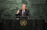 Erdogan says expects creation of Syria 'security zone' in 'few months'