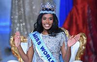 Jamaican Toni-Ann Singh crowned Miss World