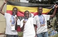 Uganda shines in US Open taekwondo championship