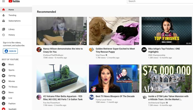YouTube will default to lower-resolution streams in the U.S. to save bandwidth