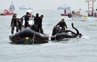 Diver dies at S.Korea ferry disaster site