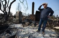 23 dead in California wildfires