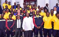 Govt to charter plane for Uganda Cranes to Lesotho