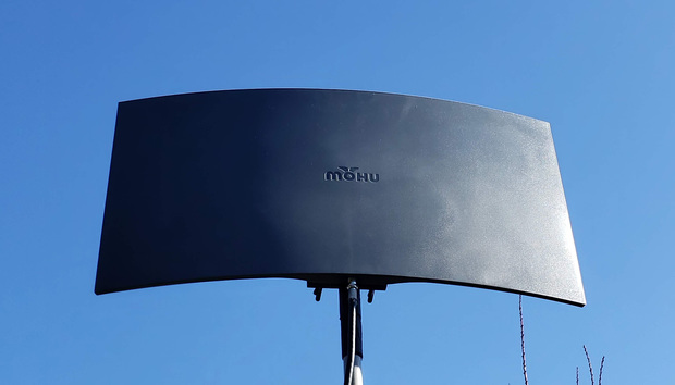 Mohu Sail review: This antenna can be mounted in your attic or outdoors, but it doesn't beat our top pick