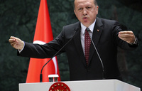 Turkey's Erdogan says Germany 'aiding' terror'