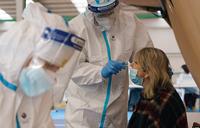 Coronavirus toll on Friday