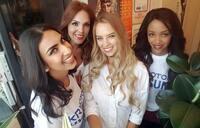 Stella Nankya hosts international pageant