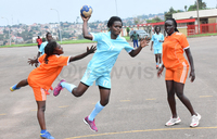 Prisons out of handball league