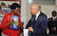 Minister Kyambadde woos Polish investors