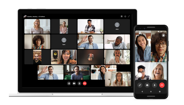 Facebook's Workplace embraces video, touts new users amid pandemic