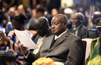 Museveni, Japan special envoy in bilateral meet