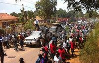 Kyadondo East race: Freed Bobi Wine calls for calm