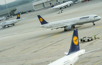 Lufthansa cancels 1,000 flights Wednesday over pilots' strike