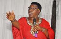 Matembe blasts opposition members for crossing to NRM