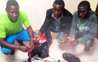 Three suspected criminals arrested in Nansana