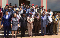 Global Prison chiefs meet to support post conflict countries