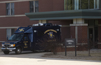 Student kills parents at US university, remains at large: officials