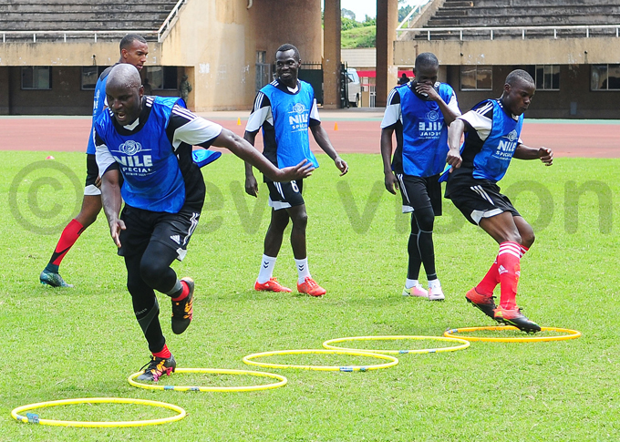 ranes striker eoffrey assa takes part in drills hoto by ulius enyimba