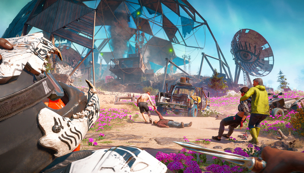 Far Cry: New Dawn: Riskier mechanics, a less risky story, and a much better experience than Far Cry 5