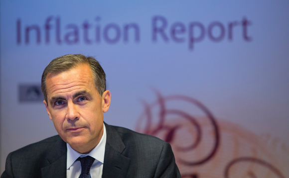 Mark Carney delivers today's Inflation Report conference