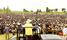 Museveni campaigns for Nebbi candidate