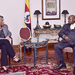 Museveni reassures EU on regional peace