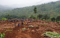 Bududa Landslides: Six bodies recovered, 47 unaccounted for