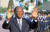Ivory Coast president rules out running for third term