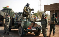 Malian army fights Tuareg rebels, unofficial truce over