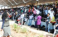 Ugandans celebrate 50th Birthday in style