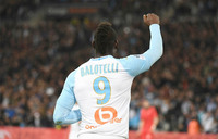 Balotelli and Marseille readying Champions League charge