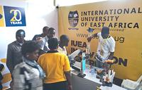 IUEA tops university popularity contest