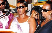Nsenga's widow in court for bail application
