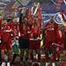 Fabinho's house burgled during league title celebrations