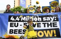 EU to ban bee-killing pesticides