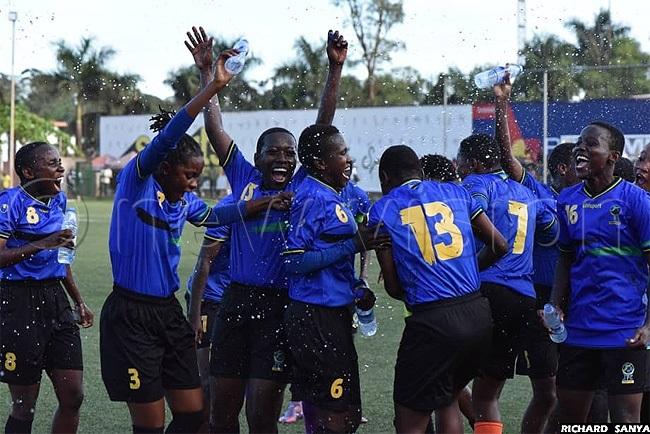 2020 Women's Indoor African Cup