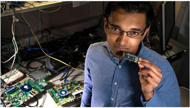 Intel teaches its Loihi brain chip to smell