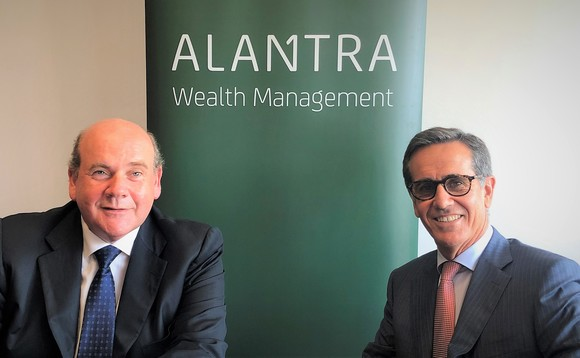 (From left to right): Antxón Elósegui and Alfonso Gil, partner and CEO of Alantra WM respectively