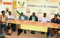 Mbarara Rotary TV West Marathon launched
