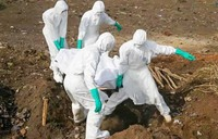 Second Ebola death in DR Congo ahead of hoped-for deadline