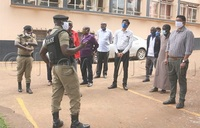 COVID-19: Police arrests, cautions and releases suspects