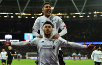 Liverpool sink West Ham to go 19 points clear