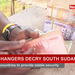 Money changers decry South Sudan pound